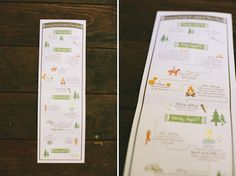 illustrated invitation http://greenweddingshoes.com/cultural-three-day-wedding-celebration-sarah-ruch/