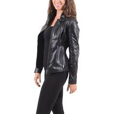 Cigno Nero JANICE Leather Jacket