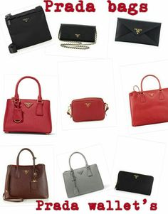 Oohsotrendy handbagFollow my blog for more and don't forget to check out OOhsotrendy My Prada bag/wallet lists