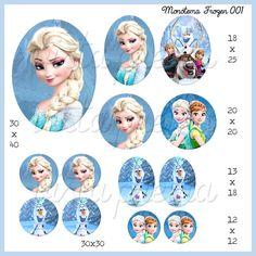 Imágenes para camafeos Frozen  http://www.creabisuteria.es/catalogo/camafeos-imagen-monotema-oval/frozen/
