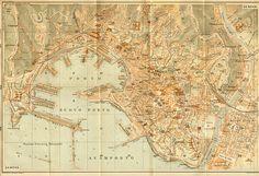 Genova - Genova - TCI, Guida d'Italia, 1916.