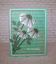 Ann Greenspan's Crafts: Not Your Ordinary Flowers