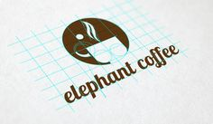 Elephant coffee on Behance