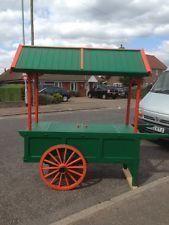 Fruit & Veg Market Stall :  Flower Cart, Market Stall, Vending Trolly #mobilemarketingstall