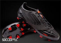 90f4ba8ea adidas F50 adizero Football Boots - Black/Black/Infrared - Football Boots  Cool Football