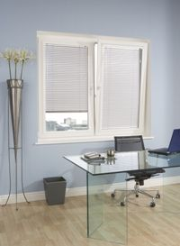 Perfect fit blinds are ideal for tilt and turn windows! Clip fit direct to the frame - no swinging or clattering!