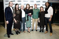 """The opening of new exhibitions in the """"Cars"""": Dasha Zhukova, Roman Abramovich, Leah Lou"""