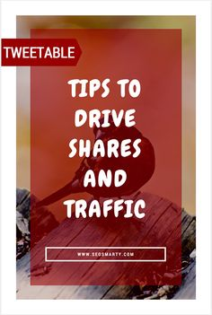 An article full of bite-sized tips always goes well because readers always find something to take home. If you make those bite-sized tips tweetable right from the page, it goes even better!