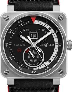 Luxury watchmaker Bell & Ross has commissioned once again Shaw Harley-Davidson to design a concept bike. Introduced at BaselWorld the fascinating Bell Ross, Fine Watches, Cool Watches, Watches For Men, Amazing Watches, Latest Watches, Casual Watches, Wrist Watches, Men's Watches