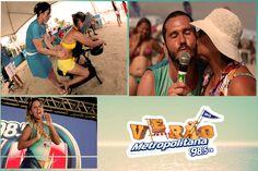 #VerãoMetropolitana: Tá rolando aeróbica! - http://metropolitanafm.uol.com.br/novidades/veraometropolitana-ta-rolando-aerobica