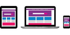 use responsive design of template to get increase website traffic