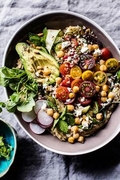 Recipes for Quinoa Salads Just Got a Lot More Exciting, Thanks to This Roundup