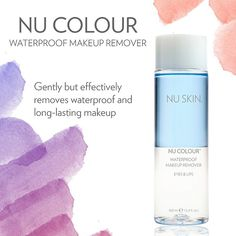 Blended with the best of skin care science, this complete color line enhances and illuminates your natural beauty - bringing the best of Nu Skin to color. Quick Makeup, Free Makeup, Nu Skin, Waterproof Makeup Remover, Long Lasting Makeup, Make Up Remover, Perfume, Lip Plumper, Anti Aging Skin Care