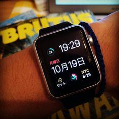 New Apple items #applewatch #apple #tokyo #japan #japanese  #次は4KのiMacを狙っておる #奥さんは許してくれないでしょう #Heysiri by junichimraz