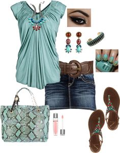 """Untitled #99"" by virtual-closet on Polyvore"