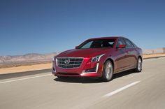 2014 Cadillac CTS First Test - Motor Trend