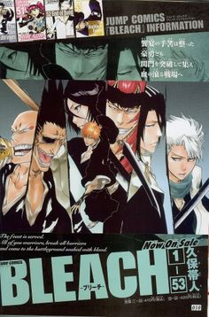 """Bleach Resurrected Souls 6 - """"The feast is served. All of you warriors, break all barriers and come to the battlefield soaked with blood."""""""