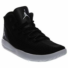 e2755451fc19 Nike Jordan Men s Jordan Reveal Black White Black White Basketball Shoe Men  US