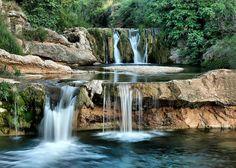 Matarraña es un río de España, un afluente de la margen derecha del río Ebro. Nace en El Parrisal, paraje natural en los Puertos de Beceite (Aragón)