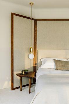 Home Interior Cocina .Home Interior Cocina Modern House Design, Modern Interior Design, Home Design, Design Ideas, Bed Design, Design Hotel, Minimal Bedroom, Modern Bedroom, Contemporary Bedroom