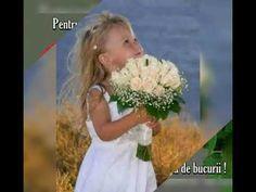 O Zi SUPERBA ...BUNA DIMINEATA! - YouTube Good Morning Flowers, Motto, Youtube, Wedding Dresses, Bride Dresses, Bridal Gowns, Wedding Dressses, Weding Dresses, Dress Wedding