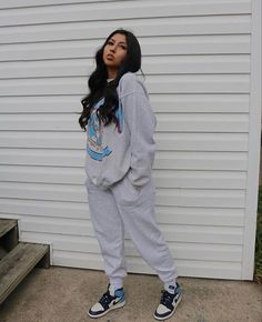 Cute Lazy Outfits, Cute Swag Outfits, Chill Outfits, Teenage Outfits, Teen Fashion Outfits, Dope Outfits, Retro Outfits, Trendy Outfits, Tomboy Fashion