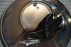 The Barrel Blaster Interior
