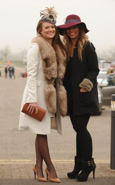 Ladies Day pictures gallery from The Mirror.