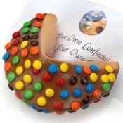 M\'s Giant Fortune Cookie- Yummy Cookies delivery USA.Send now delicious cookies to your dearest one anywhere in USA.