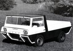 Wide-Trac, en Espanol? Kaiser's Crown-built Jeep Wide-Trac concept