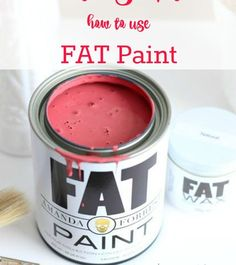 Easy Fat Paint Tutorial