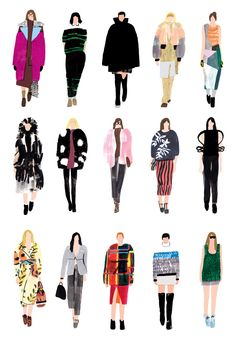 Elle Collections AW14 - Charlotte Trounce