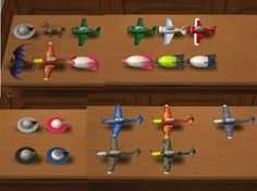 Decat's Sims 2 Creations: TS3 toys made playable + extras