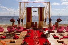 5 Unique Wedding Themes at Dreams Riviera Cancun Resort & Spa - Project Wedding