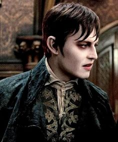 Johnny Depp as Barnabas Collins. Dark Shadows is very very good and I recommend for people who love Tim Burton as much as myself. Johnny Depp Dark Shadows, Dark Shadows Movie, Johnny Depp Characters, Johnny Depp Movies, Fictional Characters, Vampires, Barnabas Collins, Here's Johnny, Tim Burton Films
