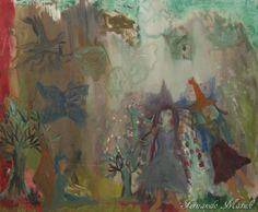Floresta mágica - Magic Forest