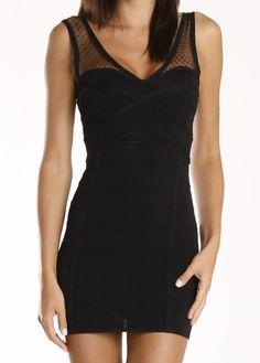 Black Bandage Dress Best dress for my body