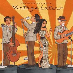 Putumayo Presents: Vintage Latino cover art