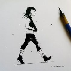 Keep Walking don't look back.