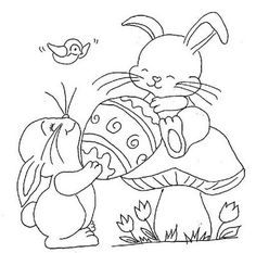 easter coloring pages - Google Search