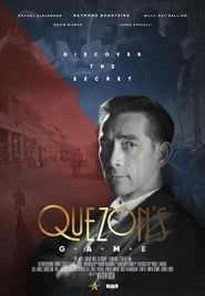Quezon's Game - The film centers around Philippine President Manuel L. Quezon and his plan to shelter Jews in the Philippines who were fleeing from Nazi Germany during the World War II era. Streaming Vf, Streaming Movies, Filipino, Pinoy Movies, Jewish History, Watch Tv Shows, We Movie, Tv Shows Online, France