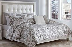 AGRUPATE | Juego de cama: colchón, sommier, respaldo, acolchado y almohadas…