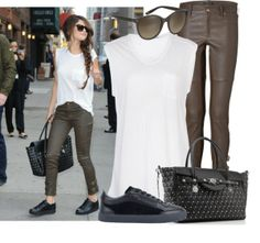 """""""Selena look"""" by annamari-a on Polyvore"""