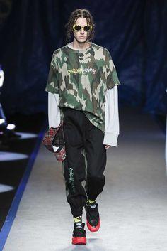 Male Fashion Trends: INXX Spring-Summer 2018 - Shanghai Fashion Week
