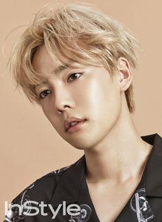 Jinwoo | InStyle Korea June Issue '16