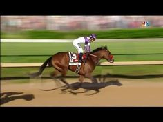 WATCH as NYQUIST (The Undefeated 8 for 8 winner) triumphs again in the 142nd running of the Kentucky Derby - May 7, 2016
