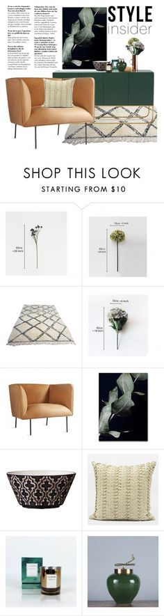 """""""style insider"""" by ghomecollection ❤ liked on Polyvore featuring interior, interiors, interior design, home, home decor, interior decorating and Lene Bjerre"""