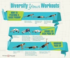 Diversify Your Workouts | Fitness Republic