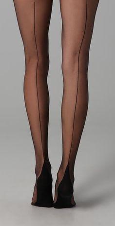 b72f05524 See more. SHOPBOP - Falke High Heel Tights. I love back seams on tights! Pantyhose  Legs