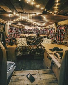 The Perfect Way Campervan Interior Design Ideas - Creative Vans